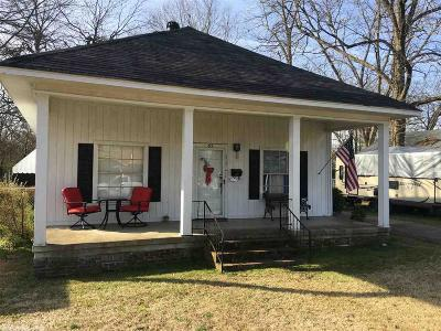 Malvern AR Single Family Home For Sale: $74,500