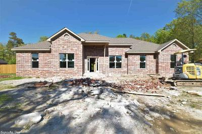 Hot Springs Single Family Home For Sale: 203 Starboard Circle