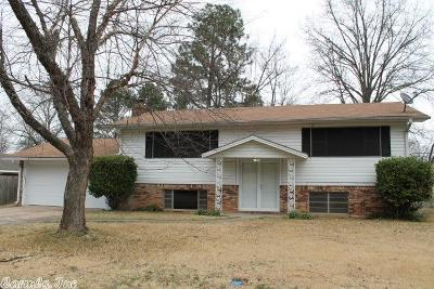 Russellville Single Family Home For Sale: 806 W 18th Terrace