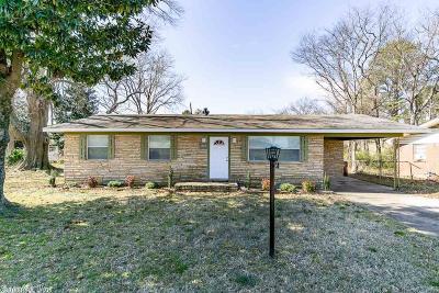 Morrilton Single Family Home For Sale: 1007 N Chestnut Street