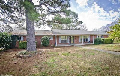 Hot Springs Vill., Hot Springs Village Single Family Home Price Change: 601 Freida