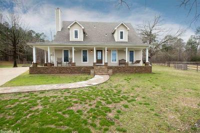 Pulaski County, Saline County Single Family Home For Sale: 4600 Studer Road