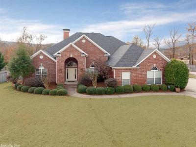 Pulaski County, Saline County Single Family Home Price Change: 4 Cypress Cove