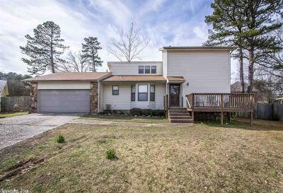 Maumelle Single Family Home For Sale: 63 Kingspark Drive