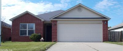North Little Rock Single Family Home For Sale: 224 Saunders Drive