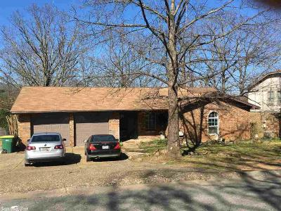 North Little Rock Single Family Home For Sale: 1721 Wewoka Drive