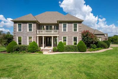 Little Rock Single Family Home For Sale: 44 Courts Drive