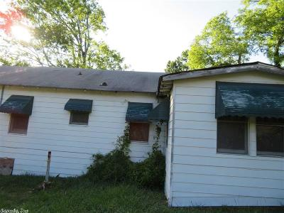 Hot Springs Single Family Home For Sale: 117 Lincoln