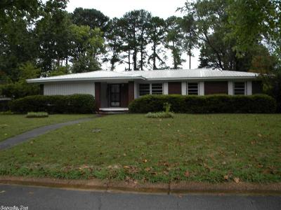 Searcy Single Family Home For Sale: 10 Cloverdale Boulevard