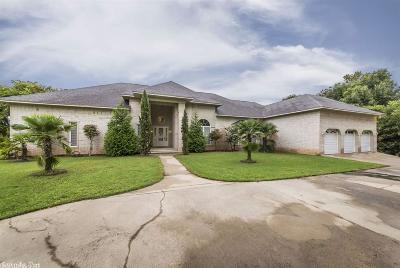 Pulaski County, Saline County Single Family Home For Sale: 8716 Plantation Point Road