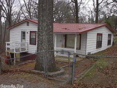 Pulaski County, Saline County Single Family Home For Sale: 5920 Singley Rd
