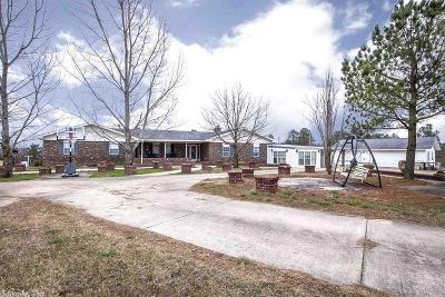 Van Buren County Single Family Home For Sale: 444 E Bowling Road
