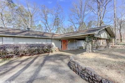 Garland County Single Family Home For Sale: 220 Scott Forge Road