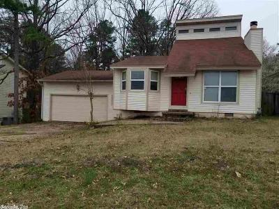 Maumelle Single Family Home For Sale: 5 Prince Dr