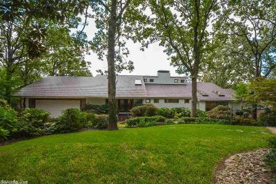 North Little Rock Single Family Home Price Change: 608 Shady Valley Dr.