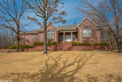 Cabot Single Family Home For Sale: 54 S Summit Drive