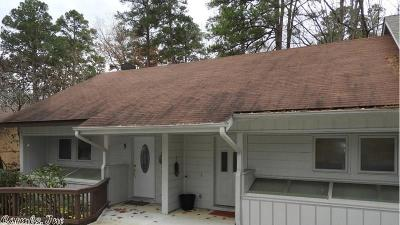 Garland County Condo/Townhouse For Sale: 3 Gailosa Lane