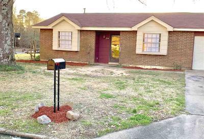 Pine Bluff Single Family Home For Sale: 2704 S Taft Street