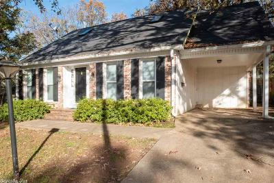 Single Family Home For Sale: 7816 Delray Drive