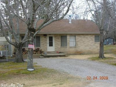 Hot Springs Single Family Home For Sale: 3252 N Hwy 7