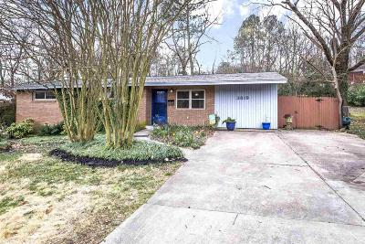 North Little Rock Single Family Home For Sale: 3819 Idlewild Avenue