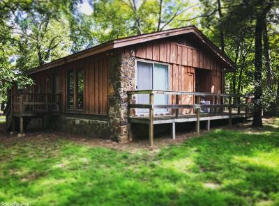 Greers Ferry Single Family Home For Sale: 180 Salt Cave Drive