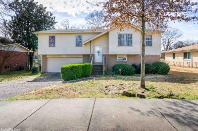 North Little Rock Single Family Home For Sale: 1600 Beresford