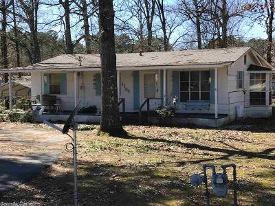 White Hall AR Single Family Home For Sale: $94,900