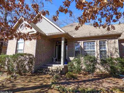 Heber Springs Single Family Home For Sale: 706 Sagewood Cove