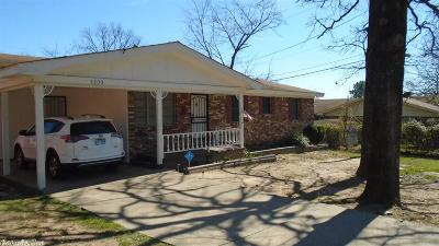 North Little Rock Single Family Home For Sale: 5200 Pike Avenue