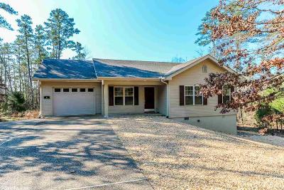 Hot Springs Village, Hot Springs Vill. Single Family Home Price Change: 6 Jubileo Way