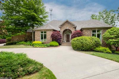 Pulaski County, Saline County Single Family Home For Sale: 13801 Belle Pointe Drive