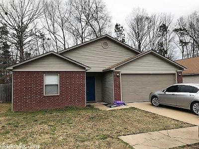 Saline County, Hot Spring County Single Family Home For Sale: 200 Iris Street