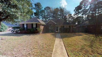 Single Family Home For Sale: 3901 Wren Rowe