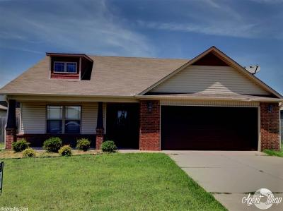 North Little Rock Single Family Home For Sale: 12815 Bell Flower