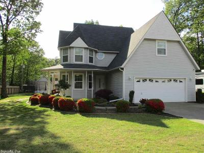Heber Springs Single Family Home For Sale: 1722 Achoma Drive
