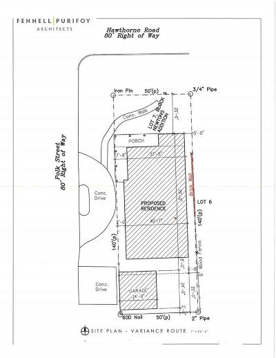 Residential Lots & Land For Sale: 5423 Hawthorne Road