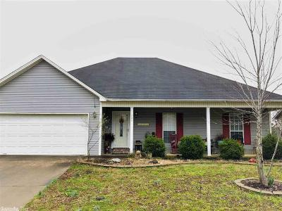 Saline County, Hot Spring County Single Family Home For Sale: 235 Hunters Run Drive