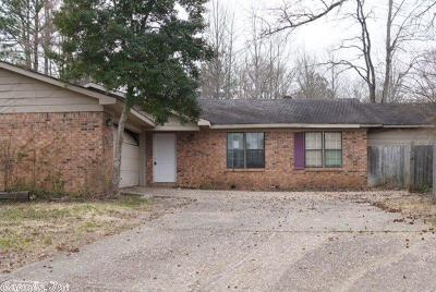 Single Family Home For Sale: 4521 Timberland Drive