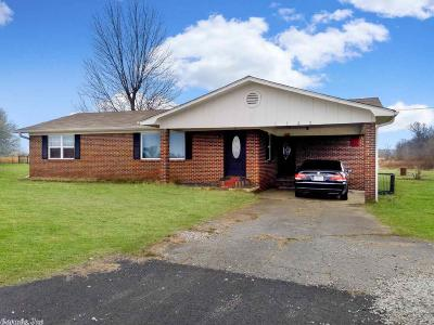 Beebe Single Family Home For Sale: 1132 Highway 64 W