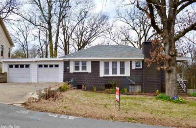 North Little Rock Single Family Home For Sale: 3112 N Chandler Street
