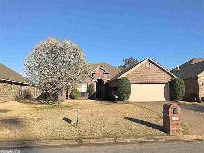 Maumelle Single Family Home For Sale: 135 Margeaux Drive