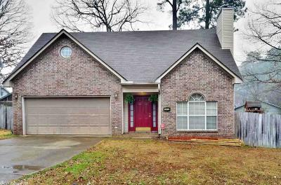 Saline County Single Family Home For Sale: 1812 Briarwood Cove