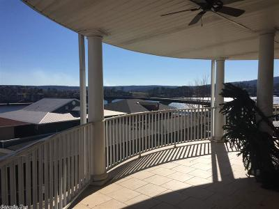 Garland County Condo/Townhouse For Sale: 130 Grand Isle Drive