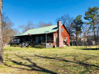 Hot Springs Single Family Home Under Contract: 132 Grandstaff Dr
