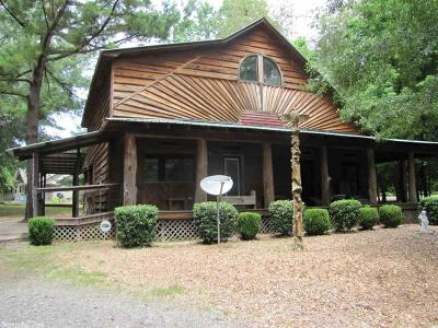Heber Springs Single Family Home For Sale: 885 Hays Road