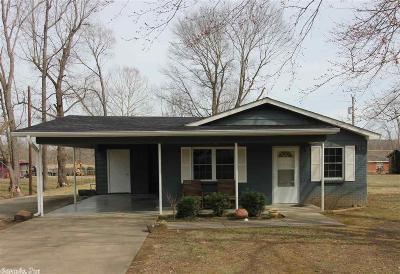 Van Buren County Single Family Home New Listing: 138 Gary Street