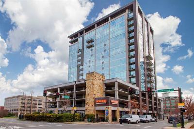 Little Rock Condo/Townhouse For Sale: 300 E 3rd Street