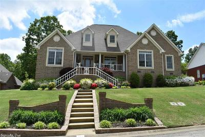 White County Single Family Home For Sale: 911 Golfview