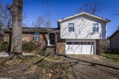 North Little Rock Single Family Home For Sale: 2525 Ozark Drive
